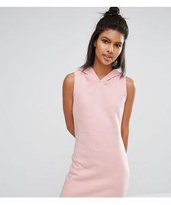 Nocozo | Короткое Пастельное Платье С Капюшоном