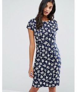 Poppy Lux   Цельнокройное Платье В Горошек Serita