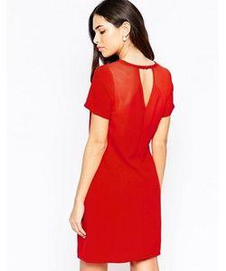 Lavand. | Цельнокройное Платье С Короткими Рукавами Lavand