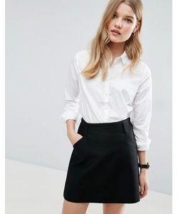 Asos   Приталенная Рубашка