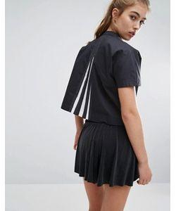 Adidas | Топ Со Складками На Спине Originals