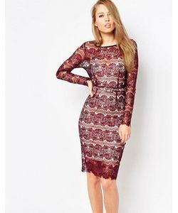 Body Frock | Моделирующее Облегающее Платье Из Кружева Lisa
