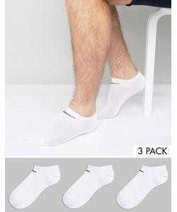 Nike | Комплект Из 3 Пар Спортивных Носков Sx2554-101