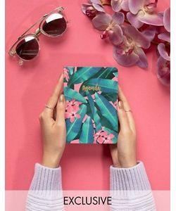 OHH DEER | Ежедневник С Пальмовыми Листьями