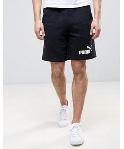 Puma | Черные Трикотажные Шорты Ess No.1 838261 01