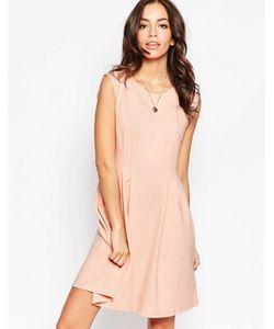 Minimum | Короткое Приталенное Платье Без Рукавов