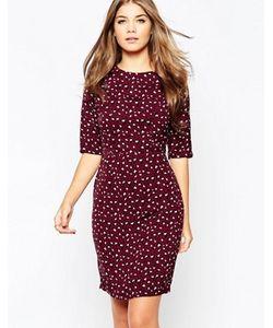 Poppy Lux | Цельнокройное Платье С Леопардовым Принтом Sharon