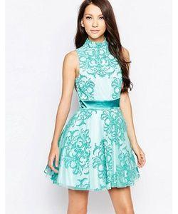Key Collections | Приталенное Платье Ashley Roberts Специально Для