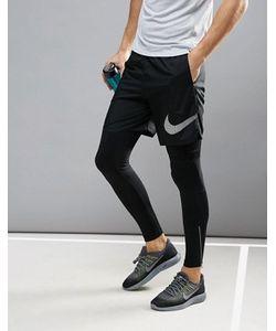 Nike Running | Черные Шорты City 833559-010