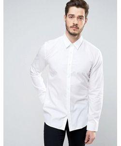 Hugo   By Boss Elisha Shirt Poplin Slim Fit In