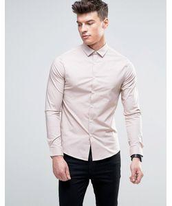 Asos | Светло Приталенная Рубашка