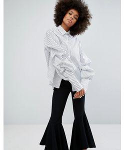 Style Mafia   Полосатая Рубашка