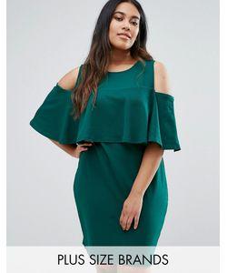 Club L | Платье С Открытыми Плечами Plus