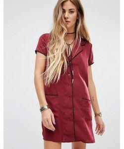 Honey Punch | Платье-Рубашка