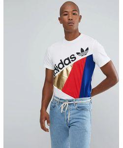 adidas Originals   Футболка St Petersburg Tribe Bs2233