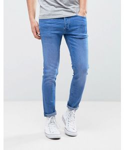 Burton Menswear   Супероблегающие Джинсы
