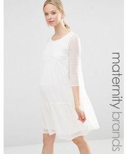Bluebelle Maternity | Свободное Платье Для Беременных