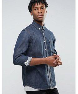 Hoxton Denim | Джинсовая Рубашка Цвета Индиго