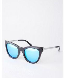 Le Specs   Зерркальные Солнцезащитные Очки Кошачий Глаз Exclusive Le Debutante