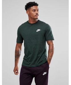 Nike | Свитшот С Короткими Рукавами 837010-332