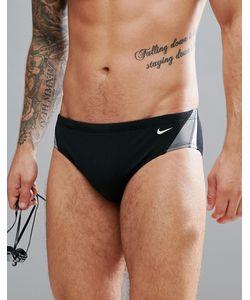 Nike | Черные Плавки Ness7054-001