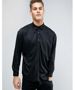 Another Influence | Oversize-Рубашка Из Вискозы