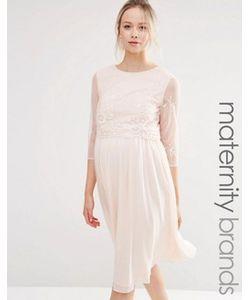 Little Mistress Maternity | Платье Для Выпускного С Пайетками На Лифе