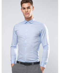 Jack & Jones | Строгая Рубашка Скинни Premium