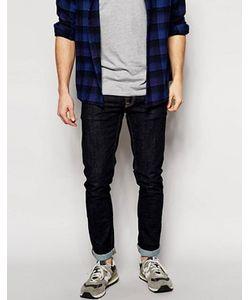 Nudie Jeans Co | Облегающие Джинсы Скинни Из Выбеленной Саржи Nudie Jeans Long John