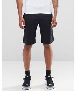 Nike | Черные Трикотажные Шорты 804419-010
