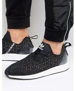 adidas Originals | Черные Кроссовки Zx Flux