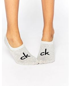 Calvin Klein | Низкие Носки С Логотипом В Стиле Ретро