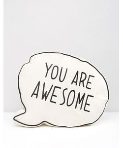 Sass & Belle | Подушка You Are Awesome
