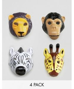 Temerity Jones | Carnival Animal Masks