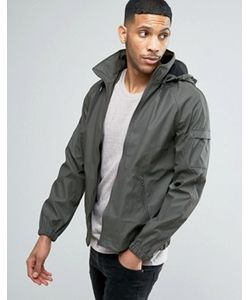 D-Struct | Water Festival Resistant Runner Jacket With Hood
