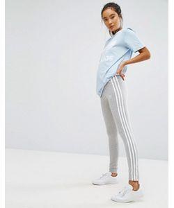 Adidas | Леггинсы С Тремя Полосками Originals