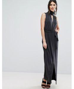 Selected | Платье Макси С Открытой Спиной Femme Holly