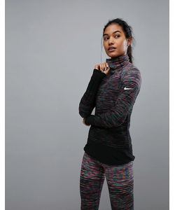 Nike | Топ В Полоску Training Hyperwarm
