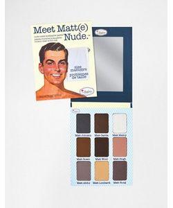 The Balm | Тени Thebalm Meet Matte Nude