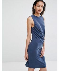 Just Female | Облегающее Платье С Драпировкой Carey