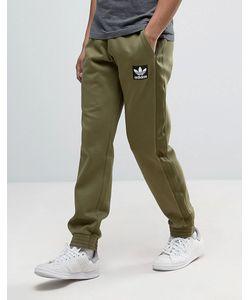 adidas Originals | Зеленые Брюки Карго Brand Pack Ay9303