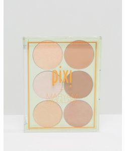 Pixi | Палитра Для Стробинга И Бронзирования Maryam Maquillage