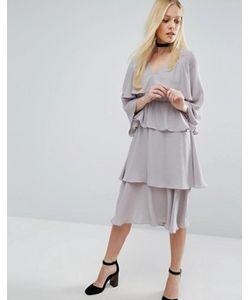 LOST INK | Платье Миди