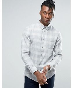 New Look | Светло Клетчатая Рубашка Стандартного Кроя