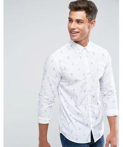 Blend | Рубашка С Длинными Рукавами И Принтом В Стиле Пин-Ап