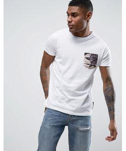 Criminal Damage | Chest Pocket T-Shirt