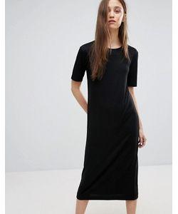 Weekday | Midi T Shirt Dress