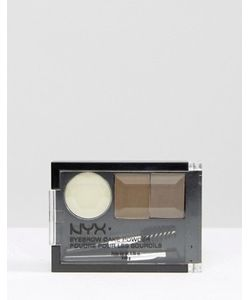 NYX   Тени Для Бровей Professional Make-Up