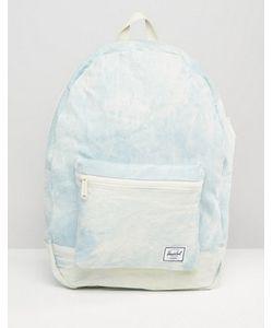 Herschel Supply Co.   Хлопковый Рюкзак Из Выбеленного Денима