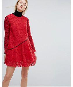 Sportmax Code | Кружевное Платье Bosforo